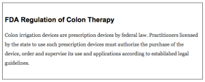 colon_irrigation_FDA_RADICAL_WEBSITE